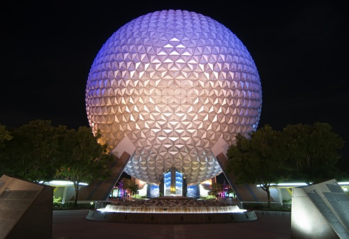 Peak prices for Epcot increased less than Peak prices for the Magic Kingdom (Photo © Urmoments | Dreamstime.com - )