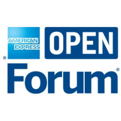 seasonal pricing on AMEX Open Forum - logo